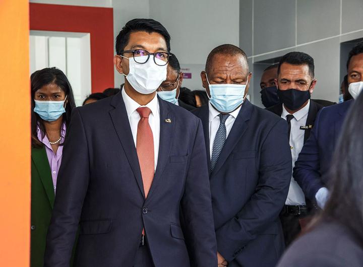 Madagascar: 2 Français arrêtés après un projet d'assassinat du président