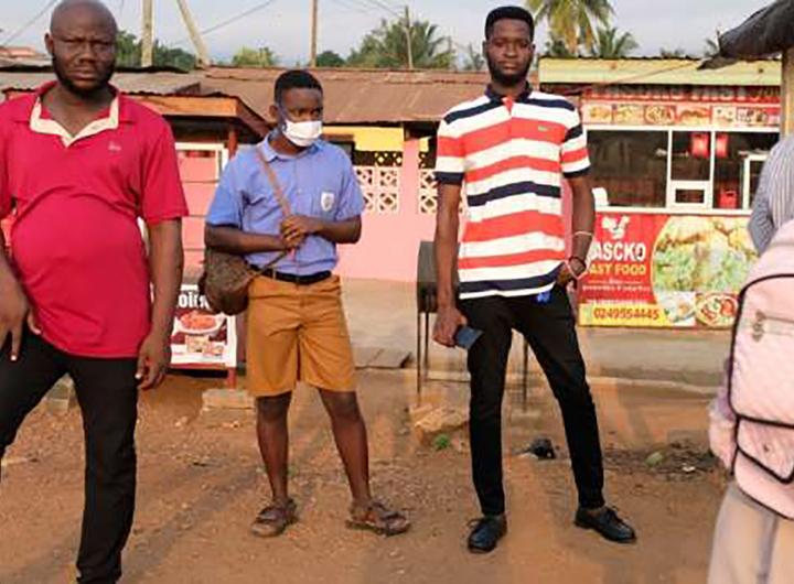 covid-19 au Ghana