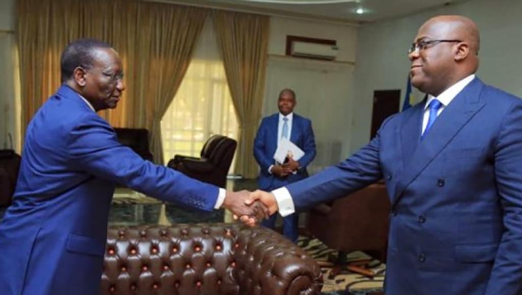 RDC démission du premier ministre