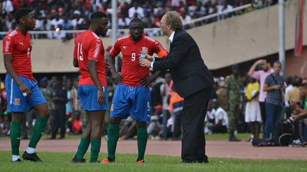 Eliminatoires CAN-2021 : qualification historique de la Gambie