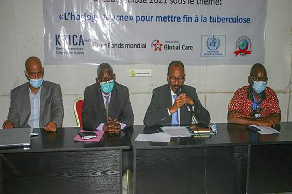 Célébration de la journée mondiale de lutte contre la tuberculose