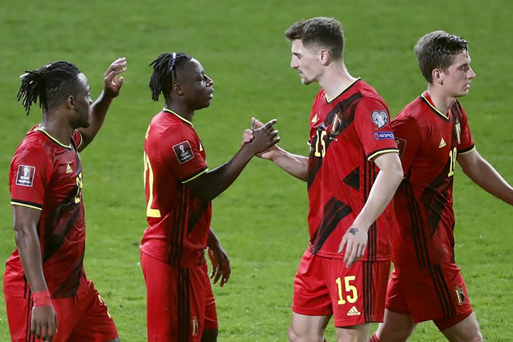Mondial-2022: la Belgique écrase le Bélarus 8-0