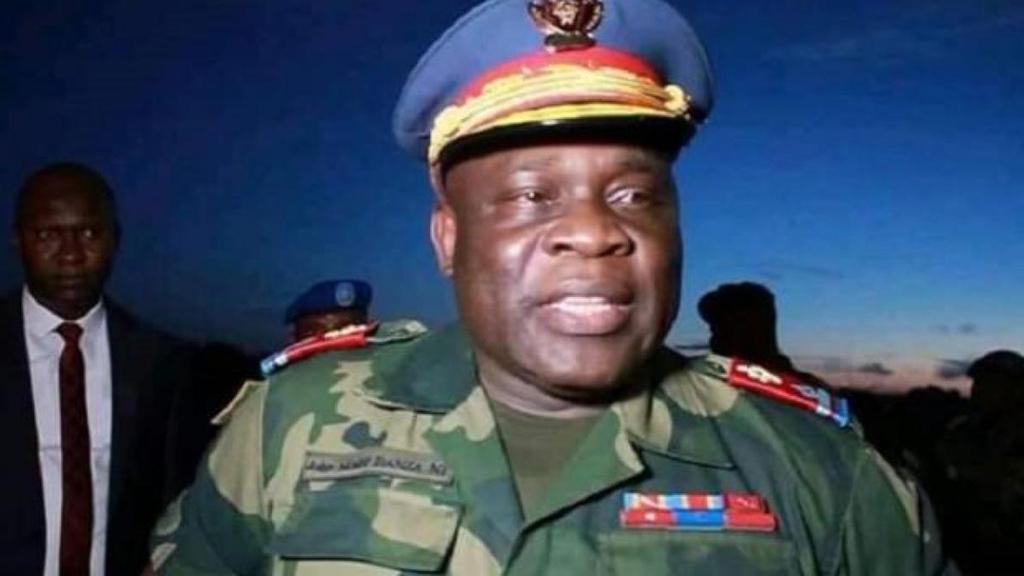 RDC : l'ancien chef de la police John Numbi a fui au Zimbabwe