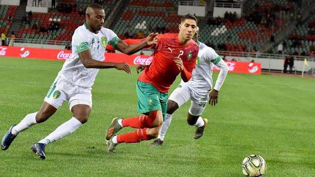 Éliminatoires de la CAN : le Maroc qualifiés avant sont match contre la Mauritanie