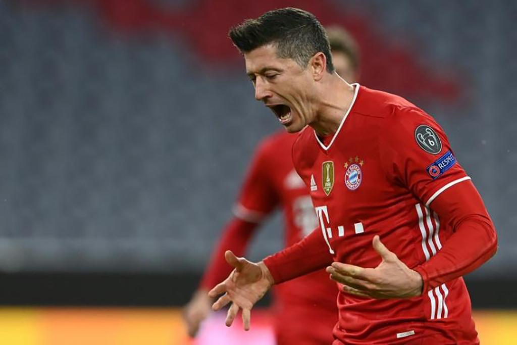 Le Bayern et Chelsea complètent les quarts
