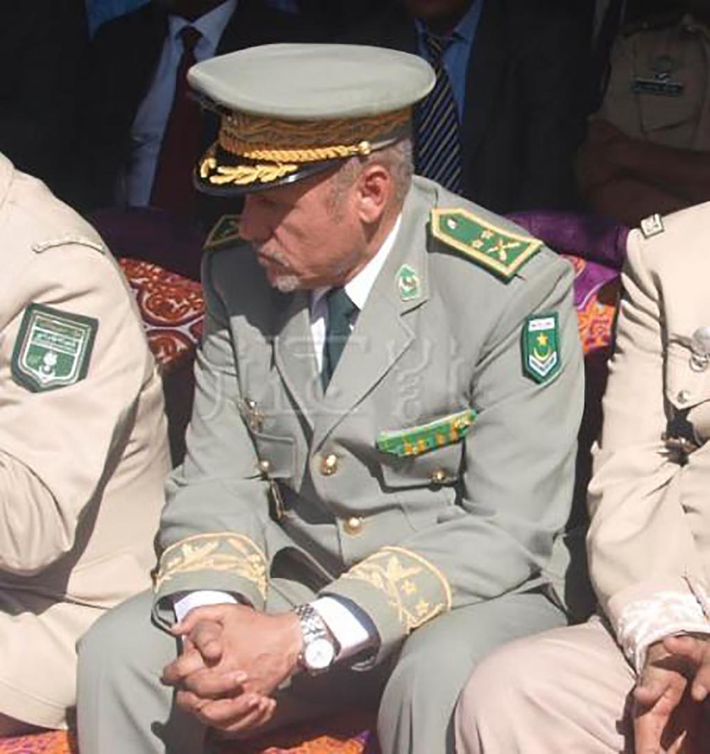 Promotion de généraux dans l'armée Mauritanie