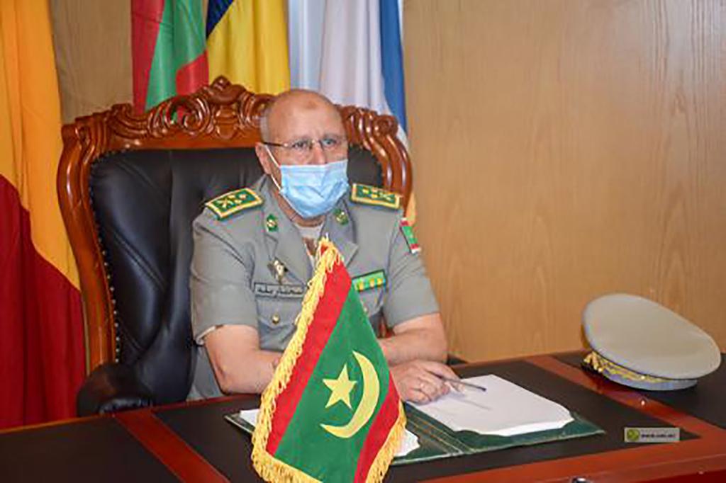 réunion des chefs d'état-major du G5 Sahel
