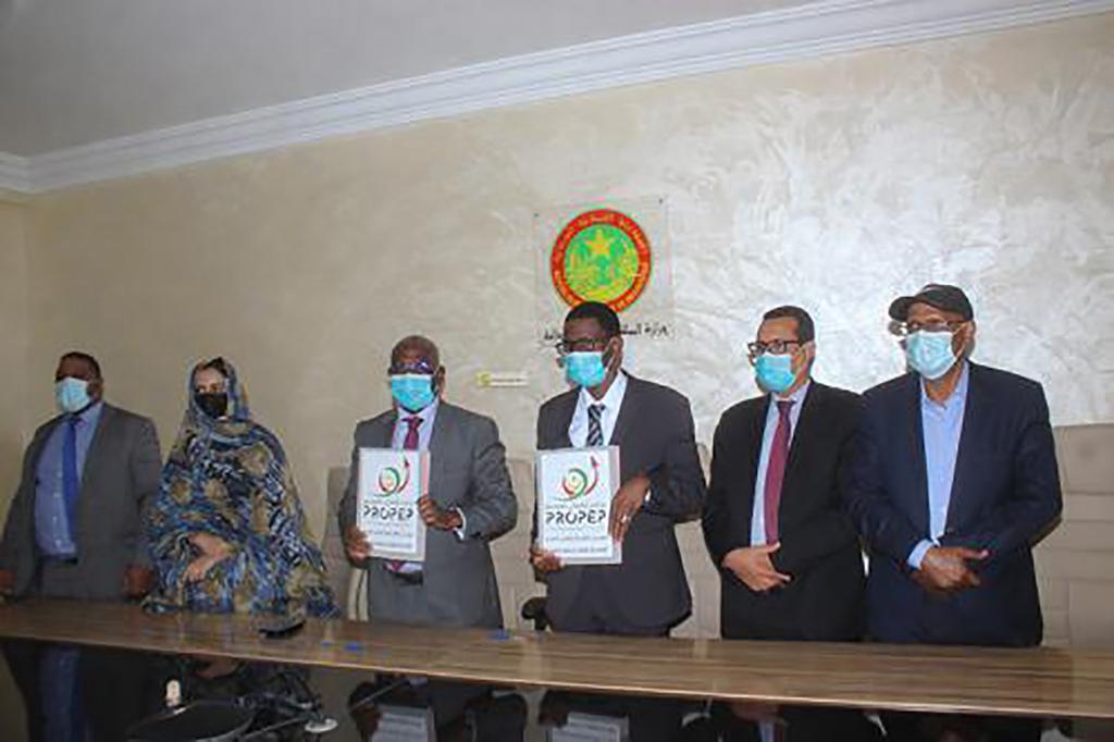 Environnement: partenariat avec la Somagaz pour préserver le couverture végétale