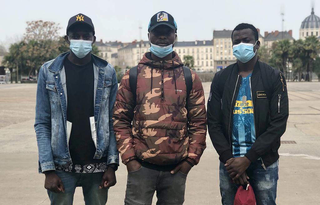 Nantes : Diplômés voire déjà recrutés, des migrants menacés d'expulsion