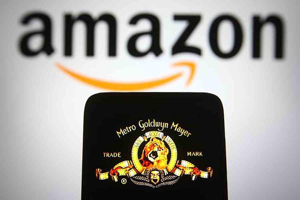 Amazon rachète MGM, le studio de James Bond, pour plus de 8 milliards de dollars