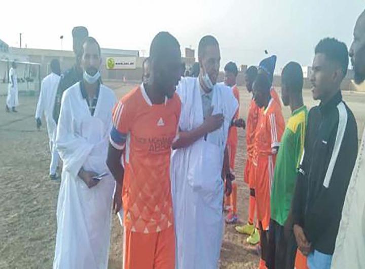 Coupe du wali de l'Adrar remportée par l'équipe du Fouta