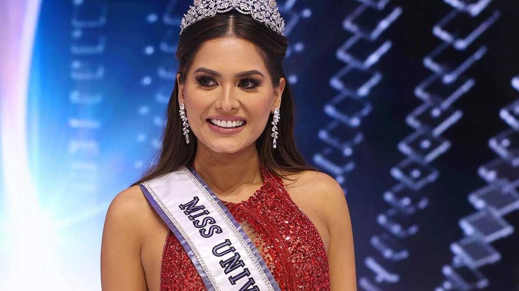Miss Mexique remporte Miss Univers 2021