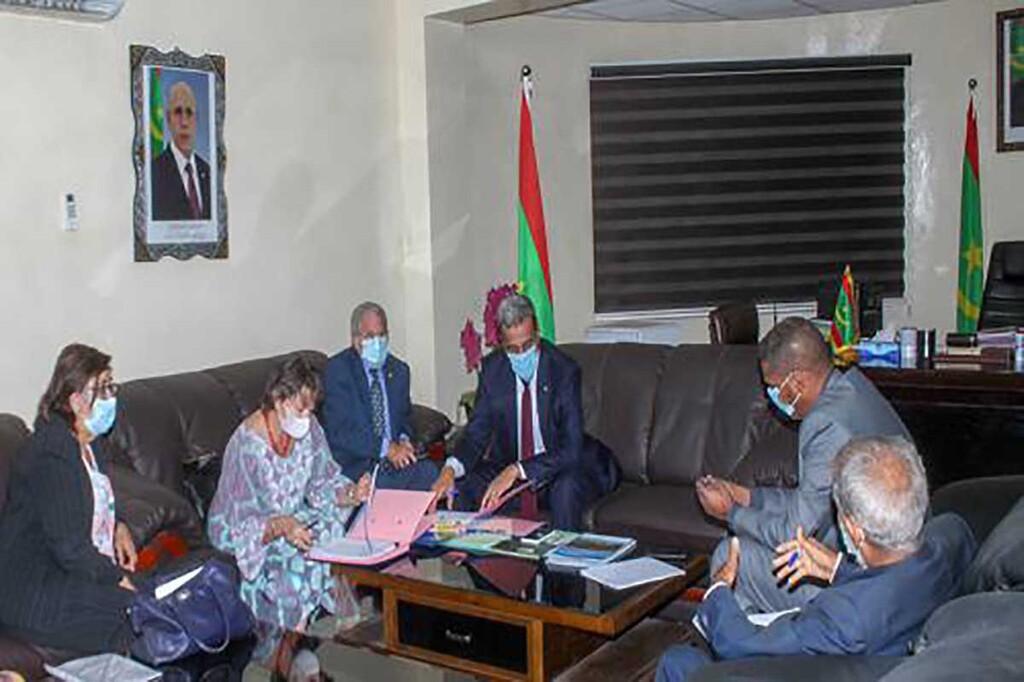 Projet de gestion de la transhumance en Mauritanie