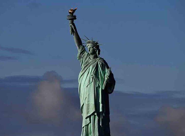 Une deuxième statue de la Liberté envoyée par la France aux États-Unis