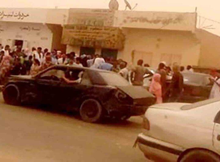 Une femme qui tentait de braquer une boutique de téléphone à Nouakchott arrêtée