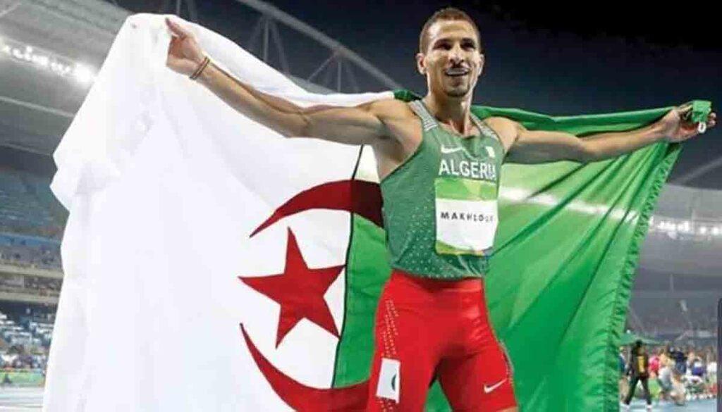 Tokyo 2021 : L'Algérien Taoufik Makhloufi est forfait en raison d'une blessure au genou